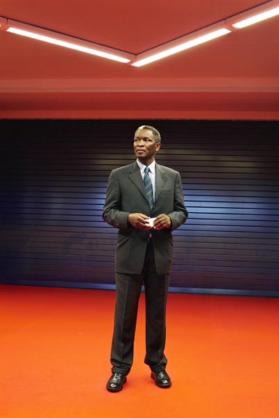 Eric Mafuna HRM Live 2007